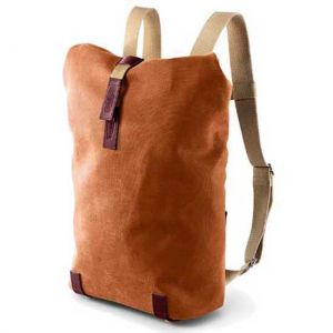 Image de Brooks Sacs à dos -england Pickwick Small 13 - Goose Beak / Maroon - Taille One Size