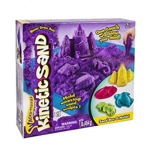 Spin Master Kinetic Sand : Château de sable