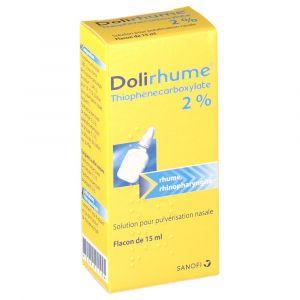 Sanofi DoliRhume 2 % -15 ml Spray nasal