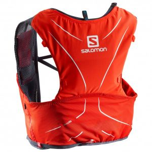 Salomon Sac d'hydratation ADV Skin 5 - XS/S Red/Graphite