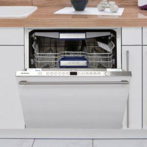 Siemens SN66N095EP - Lave-vaisselle tout intégrable 14 couverts