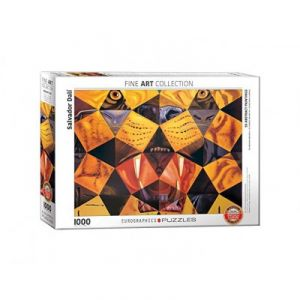 Eurographics Puzzle Salvador Dali Fifty Abstract Paintings 1000 pièces