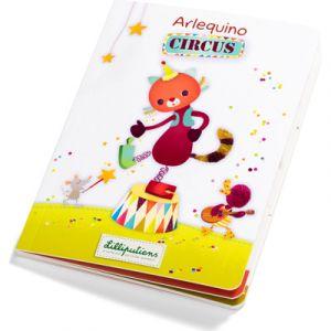 Lilliputiens Livre-jeu Arlequino circus