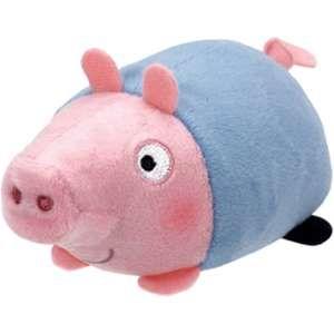 Ty Teeny Tys Peppa Pig : Peluche George
