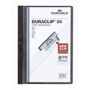 DURACLIP 30 chemises à clip Duraclip 2200 (A4)