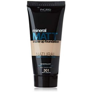Ingrid Cosmetics Mineral Matt Foundation 301 Buff
