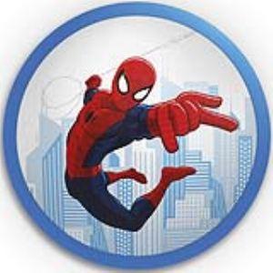 Philips 71760/40/16 - Plafonnier Spider-man LED