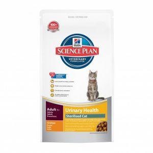 Hill's Science Plan Feline Adult Urinary & Sterilised poulet - 3 kg