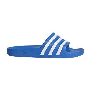 Adidas Mules Adilette Aqua Bleu - Taille 38