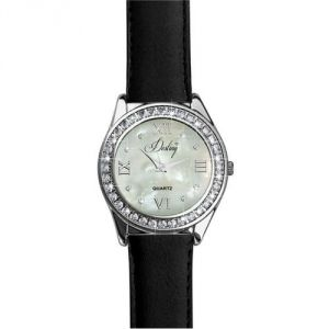 CW 0027 M - Montre pour femme avec cristal Swarovski Elements