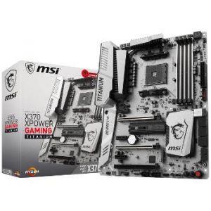 MSI X370 XPower Gaming Titanium - Carte mère Socket AM4