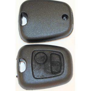 Neoriv Coque de clé télécommande PSA23