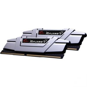 G.Skill F4-2666C15D-16GVS - Barrette mémoire Ripjaws V DDR4 16 Go (2x 8 Go) DIMM 288-Pins 2666 MHz PC4-21300 CL15