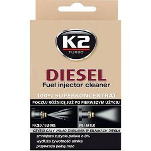K2 Sports Moteur Diesel Système nettoyant d'injecteur avec additif supplémentaire