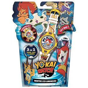 Canal Toys Montre Yo-Kai Watch LCD lumineuse