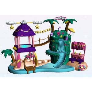 Spin Master Hatchimals - Playset Fête Tropicale