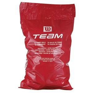 Wilson Trainer Tbal 96 Balls Polybag One Size