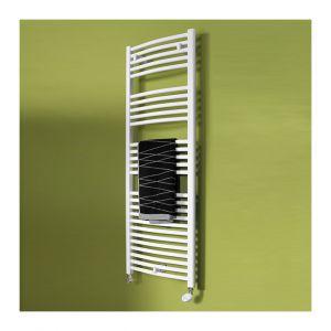 Thermor Corsaire - Sèche-serviettes eau chaude 408 Watts raccord central
