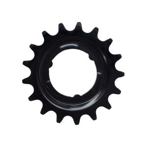 KMC E-Bike Shimano 17T Cro-Mo Gear Back Steel - 3/32 - Noir
