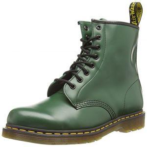 Dr. Martens 1460, Boots Unisexe, Vert