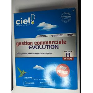 Gestion Commerciale evolution 2006 pour Windows