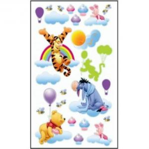 Stickers muraux Winnie l'Ourson