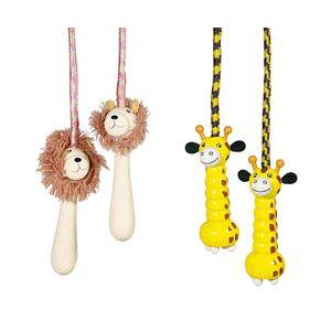 Toys Pure 63958 - Corde à sauter animaux (4 modèles assortis)