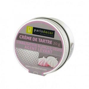 Patisdécor Crème de Tartre 20 g