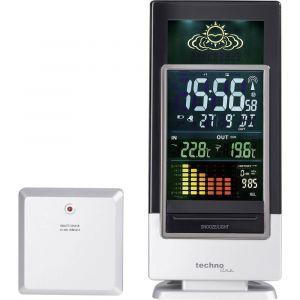 La Crosse Technology Technoline WS 6502 Station météo Argent-Noir