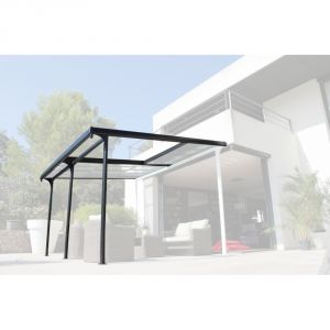 pergola bricorama comparer 56 offres. Black Bedroom Furniture Sets. Home Design Ideas