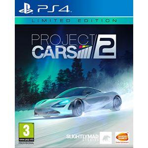 Project Cars 2 sur PS4