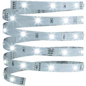 Paulmann Bande d'éclairage décoratif YourLed de 3m, 70 256 Led blanc