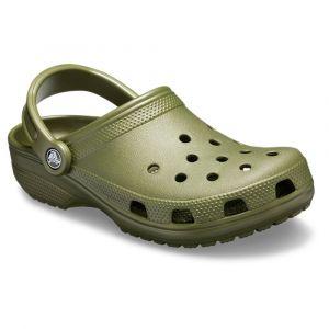 Crocs 10001 Classic, Sabots Mixte Adulte - Vert (Vert Armée 309) - 48/49 EU