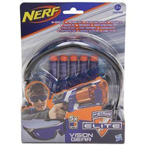 Hasbro Nerf Elite Vision Gear + 5 fléchettes