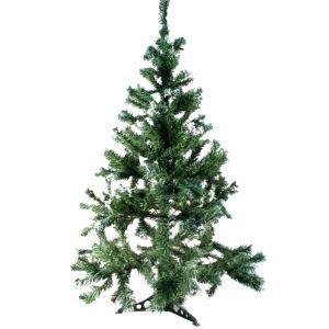 Sapin de Noël artificiel enneigé (90 cm)