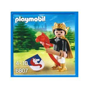 Playmobil 6807 - Prince avec jouet cheval, bouclier et épée