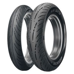 Dunlop 120/90-17 64S Elite 4 Front