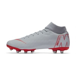 Nike Chaussures de foot Mercurial Superfly VI Academy MG Gris - Taille 42,43,42 1/2