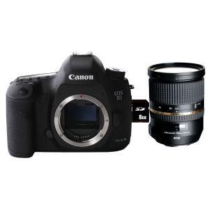 Canon EOS 5D Mark III (avec objectif Tamron 24-70mm)