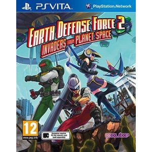 Earth Defense Force 2 : Invaders From Planet Space [PS Vita]