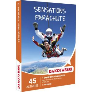 Dakota Box Sensations parachute - Coffret cadeau