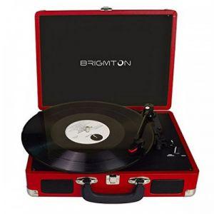 Brigmton BTC-404 - Tourne-disques