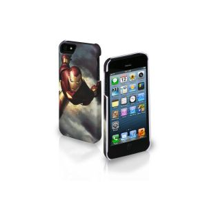 Coque Rigide Iron Man Pour Iphone 5/5s