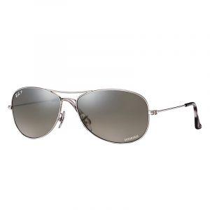 bde5c7cb35d83b Ray-Ban Ray Ban Rb3562 chromance Homme Sunglasses Verres  Gris Polarisés,  Monture