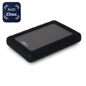 """Advance BX-2522U3 - Boîtier externe Safebox pour disque dur 2.5"""" SATA ll vers USB 3.0"""