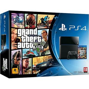 Sony PlayStation 4 500 Go + GTA V