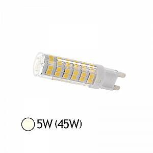Vision-El Ampoule Led 5W (45W) G9 230V Blanc jour 4000°K -