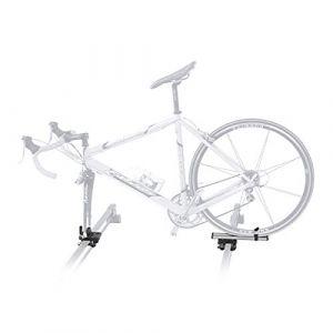 Peruzzo 702 - Porte-vélos de Toit Pordoi Aluminium- Fixation pour Fourche