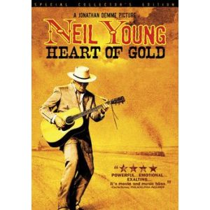 Neil Young : Heart Of Gold (Collector's Edition) [DVD]