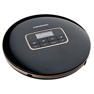 Grundig CDP 6600 B - Baladeur cd mp3